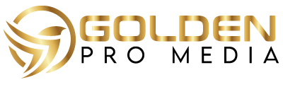 Logo - Golden Pro Media